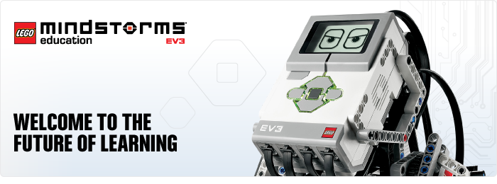 LEGO Mindstorms EV3 - Welcome to the Future of Learning